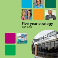 Five Year Strategy 2013-2018