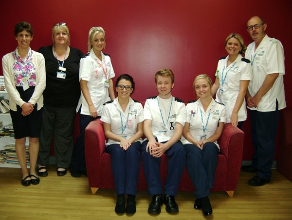 Compassionate care comes first for Healthcare Apprentices at JPUH