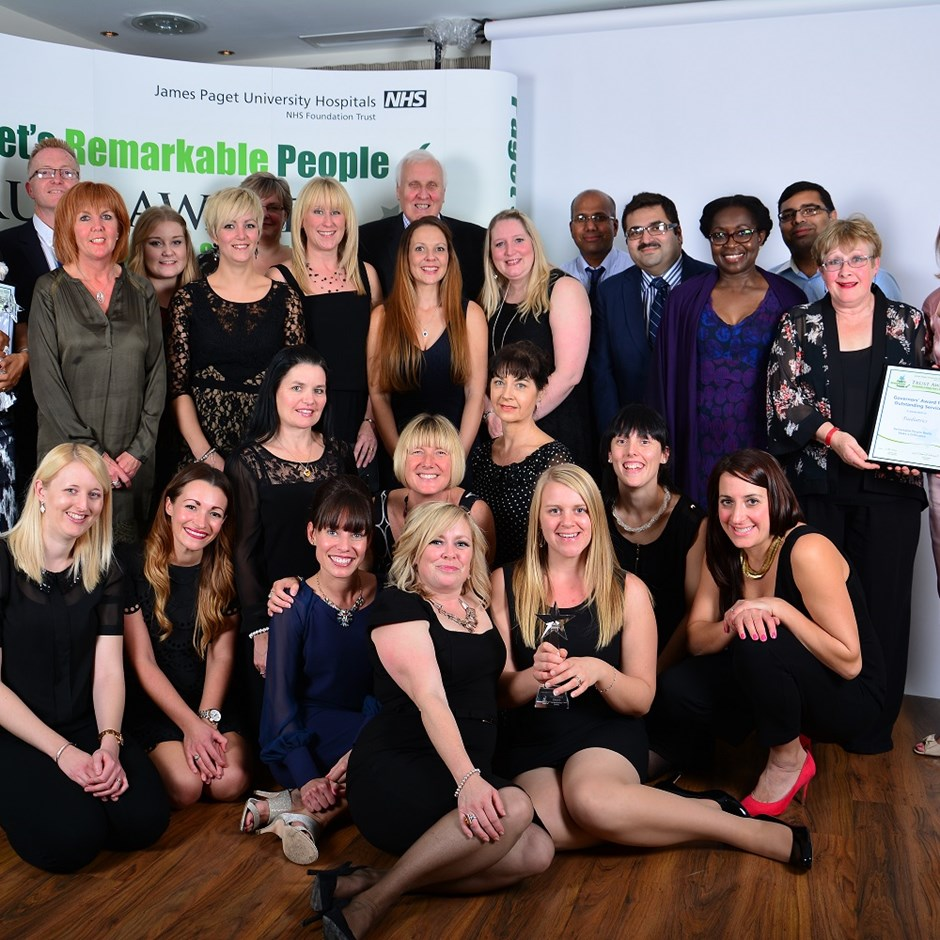 Remarkable People Awards 2014