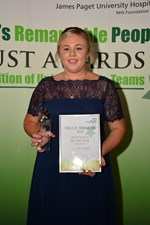 RP 2018 Apprentice Of The Year Lucy Chapman