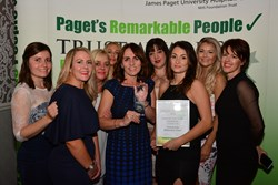 RP 2018 Community Midwifery Team Team Of The Year Clinicaljpg