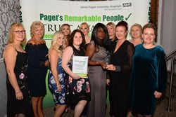 RP 2018 Discharge Hub Team Of The Year Non Clinical