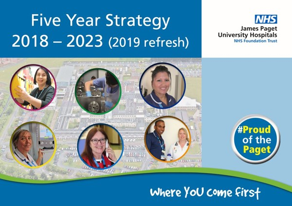 Five Year Trust Strategy